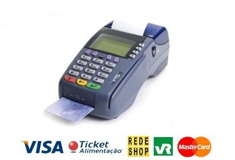 Controle de Vendas com Cartões de Débito e Crédito